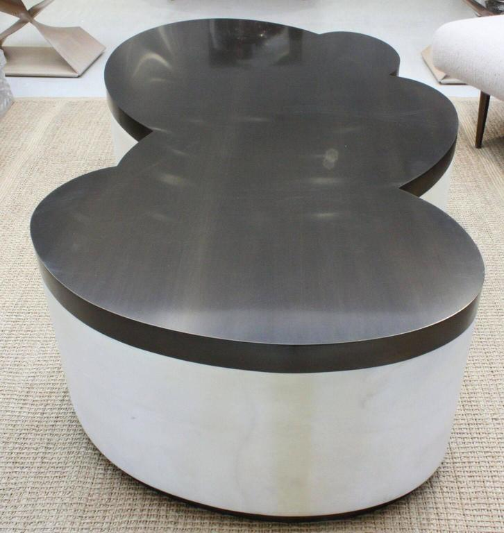 Contemporary Splash Paddle Coffee Table 5