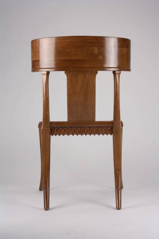 T.H Robsjohn-Gibbings for Saridis of Athens Chair Model No. 3 4