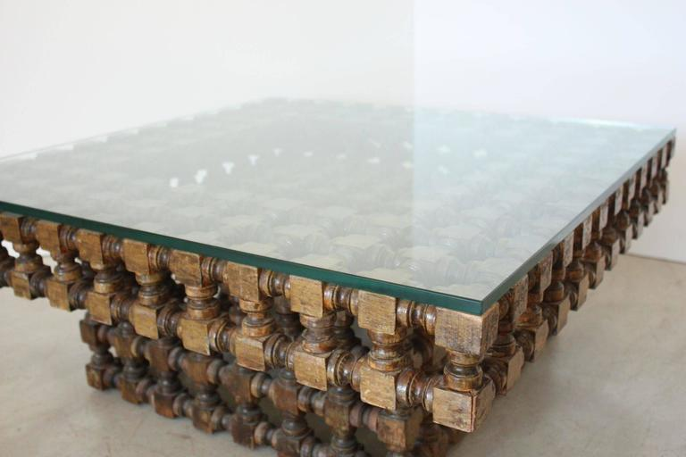 Moroccan Coffee Table, 20th Century 8