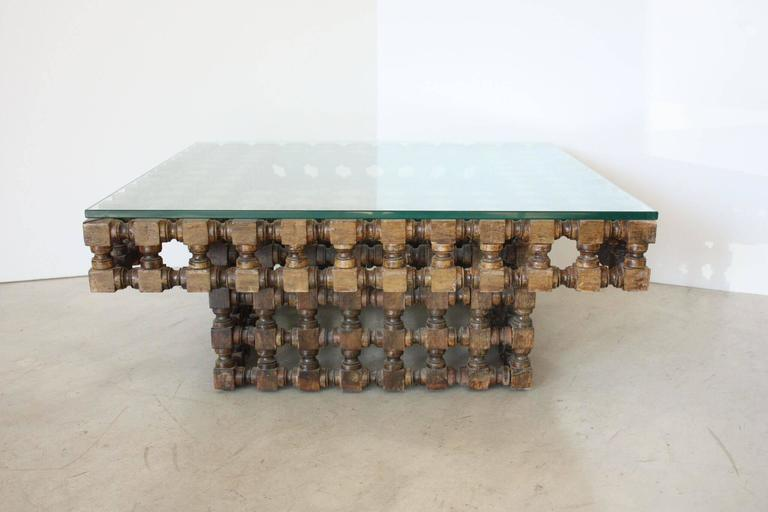 Moroccan Coffee Table, 20th Century 7