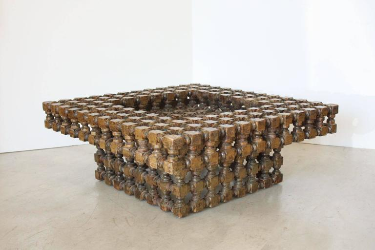 Moroccan Coffee Table, 20th Century 2