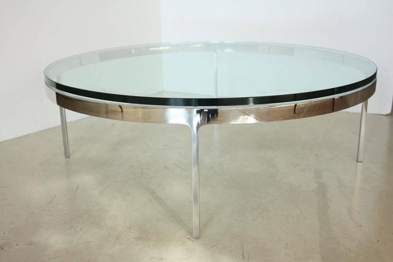 Mid-Century Modern Nicos Zographos Coffee Table For Sale