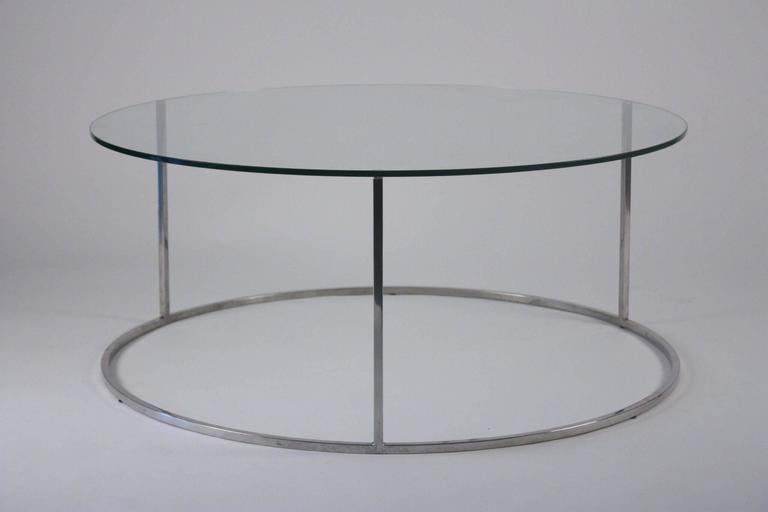 Pair of Design Institute of America Low Tables, Attributed to Milo Baughman 3