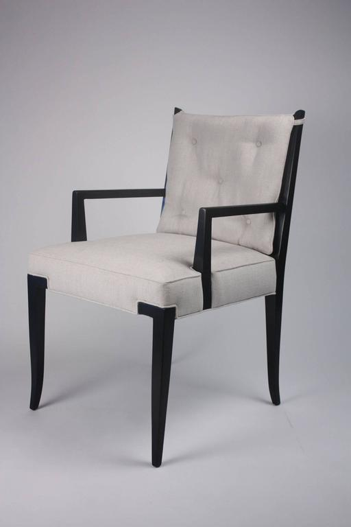 Pair of Tommi Parzinger Side Chairs 2