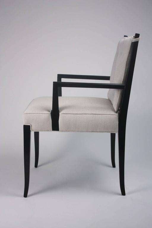 Pair of Tommi Parzinger Side Chairs 3