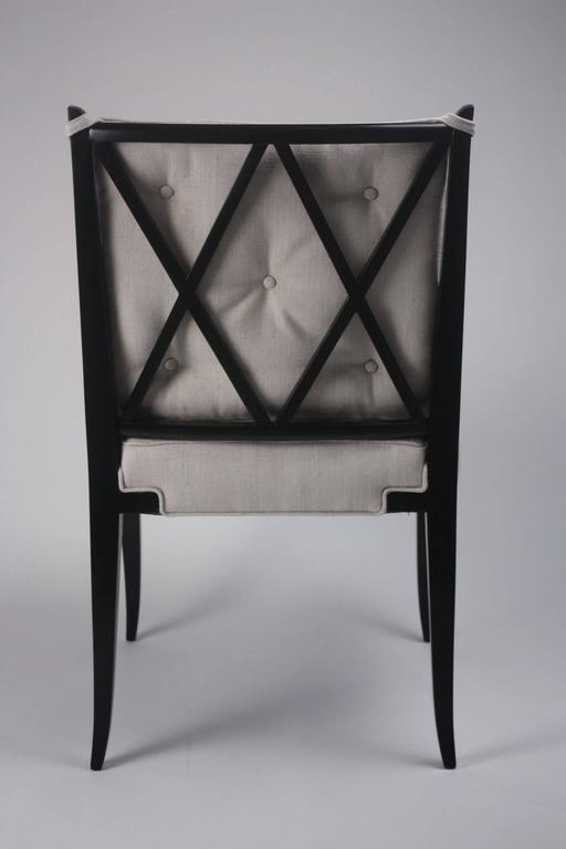 Pair of Tommi Parzinger Side Chairs 5