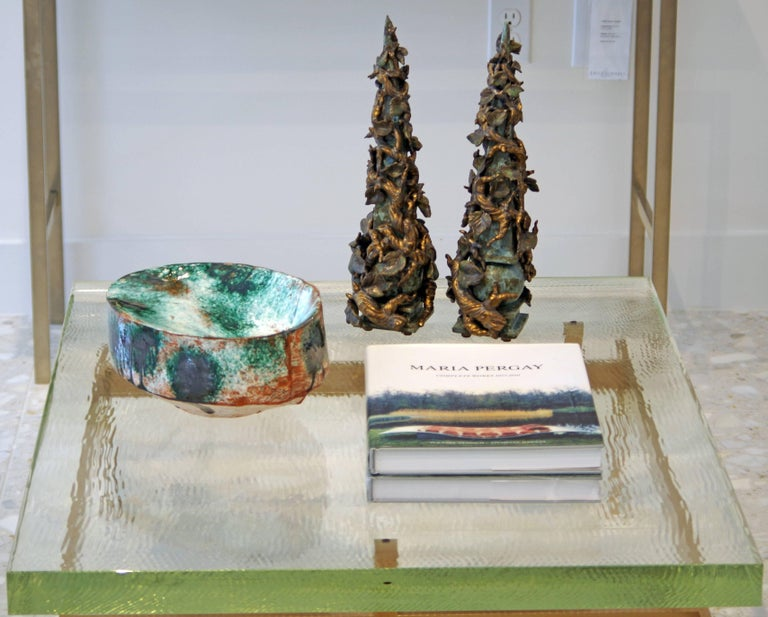 American Swell by Brian Molanphy, Contemporary Ceramic For Sale