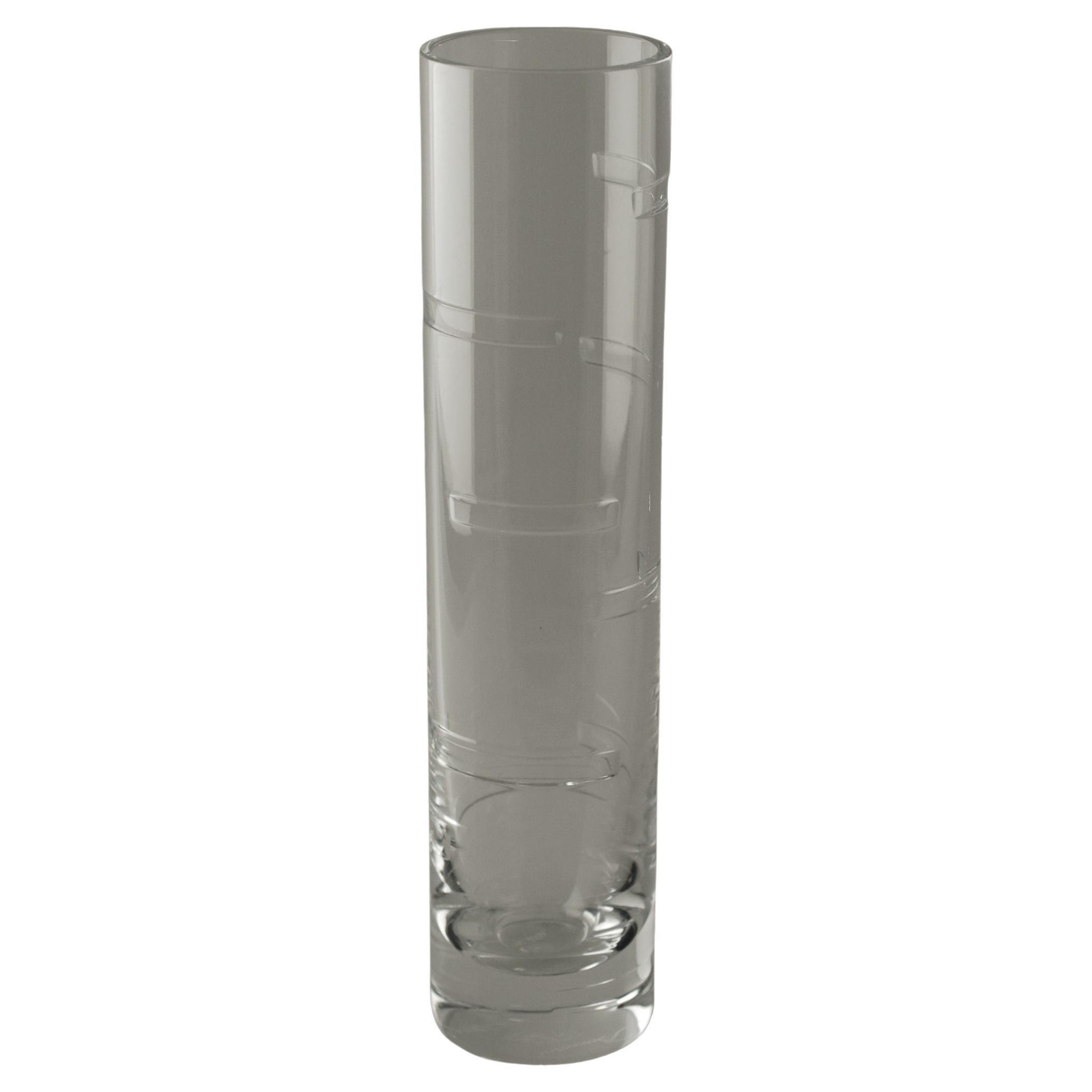 "Arik Levy ""Horizon"" Crystal Vase for Baccarat"