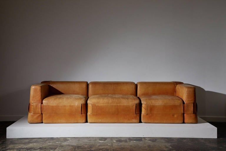 Cassina 932 Sofa Range by Mario Bellini 2