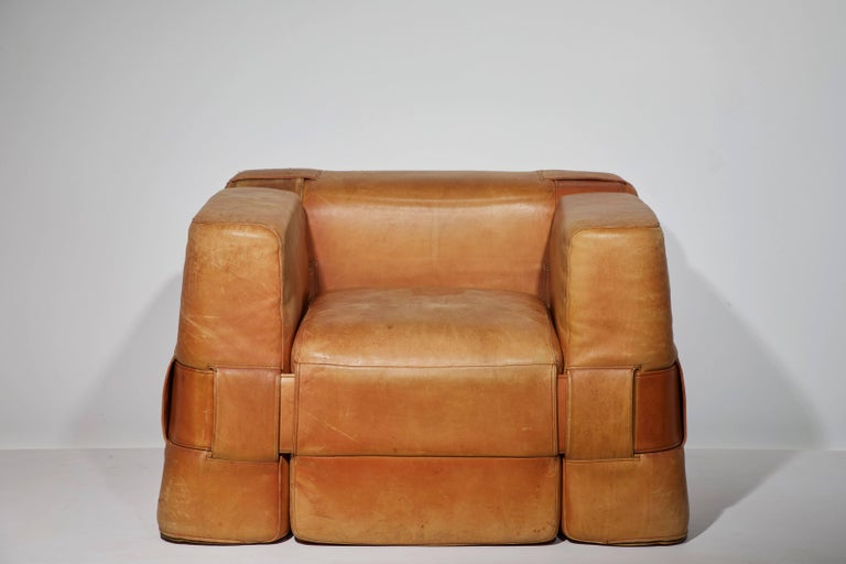 Cassina 932 Armchair by Mario Bellini 6