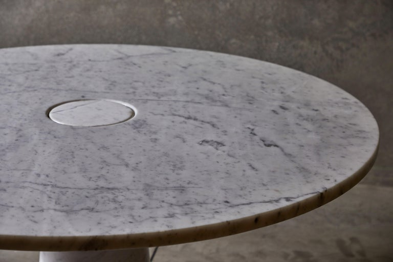 Eros Table by Angelo Mangiarotti for Skipper For Sale 1