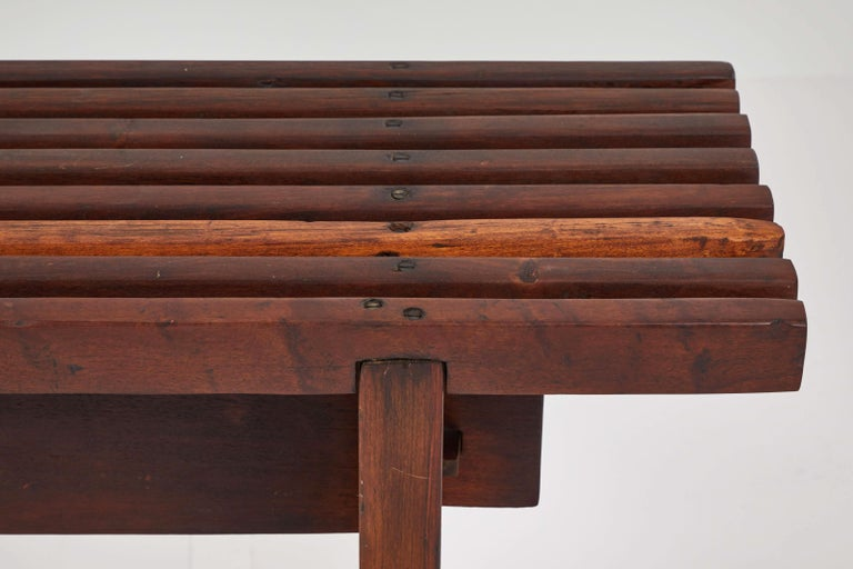 Bench by Lino Bo Bardi For Sale 2