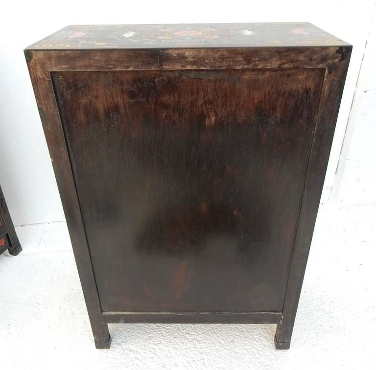 Damaged Kitchen Cabinets For Sale: Art Nouveau Asian Wedding Cabinets With Detailed