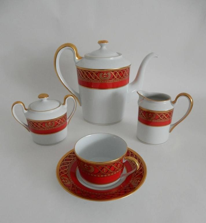 Christian Dior Ambassadior Fine China Tableware 12 Place Setting, 64 ...