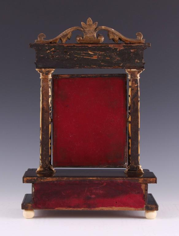 17th century italian inlaid mirror for sale at 1stdibs for 17th century mirrors