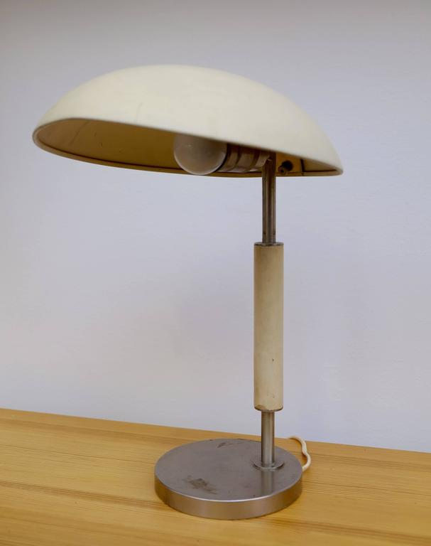 Swedish Table Lamp, Sweden, 1930s For Sale