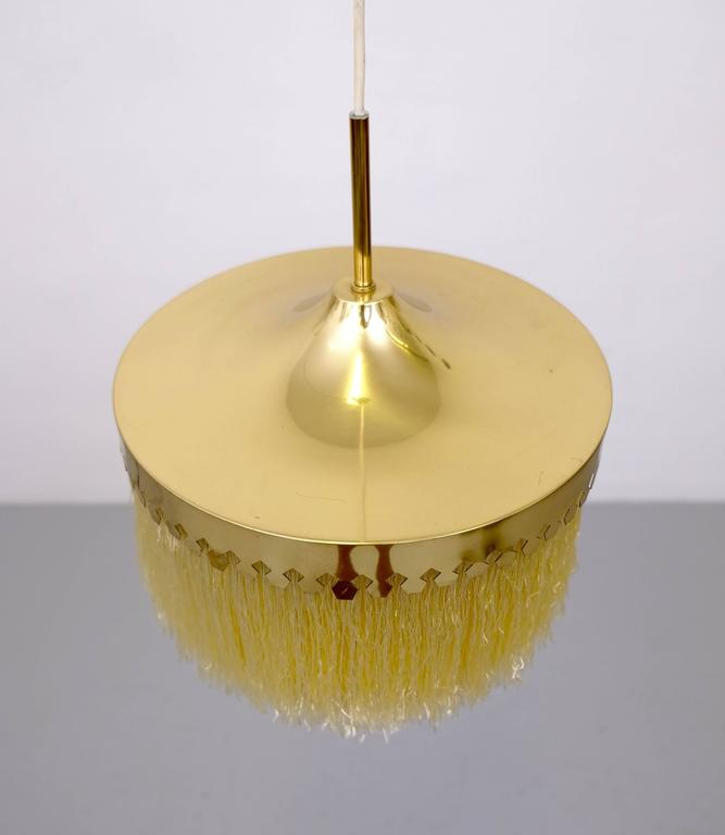 Hans-Agne Jakobsson Ceiling Lamp Model T601/M, 1960s In Excellent Condition For Sale In Stockholm, SE