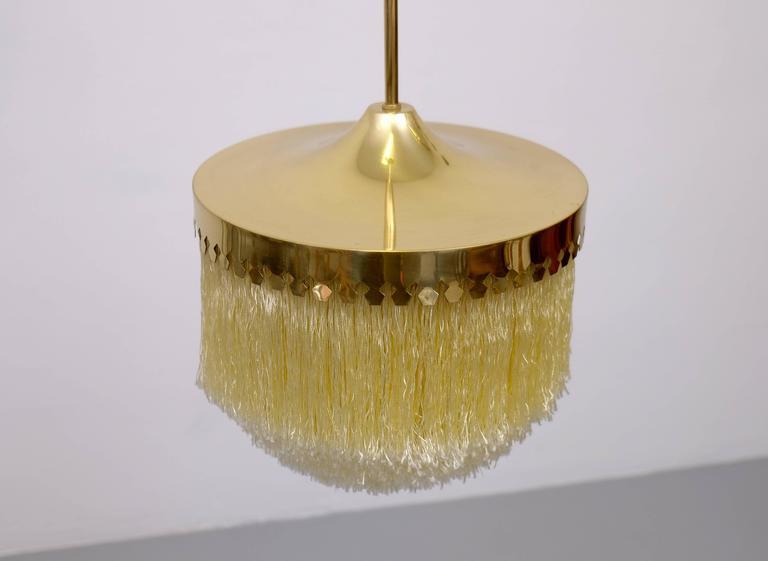 Mid-20th Century Hans-Agne Jakobsson Ceiling Lamp Model T601/M, 1960s For Sale