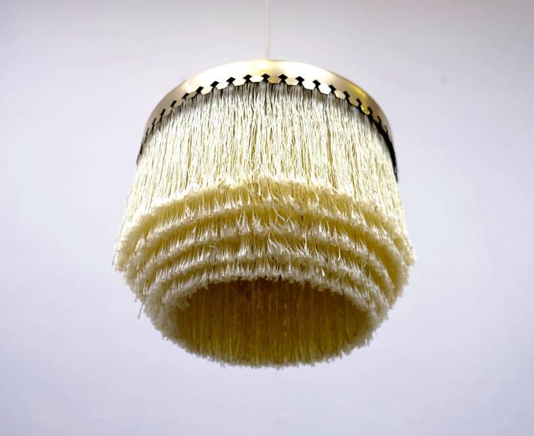 Swedish Hans-Agne Jakobsson Ceiling Lamp Model T601/M, 1960s For Sale