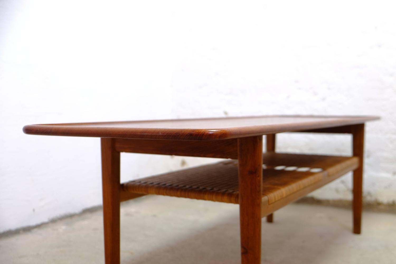 Hans J Wegner Coffee Table At 10 For Sale At 1stdibs