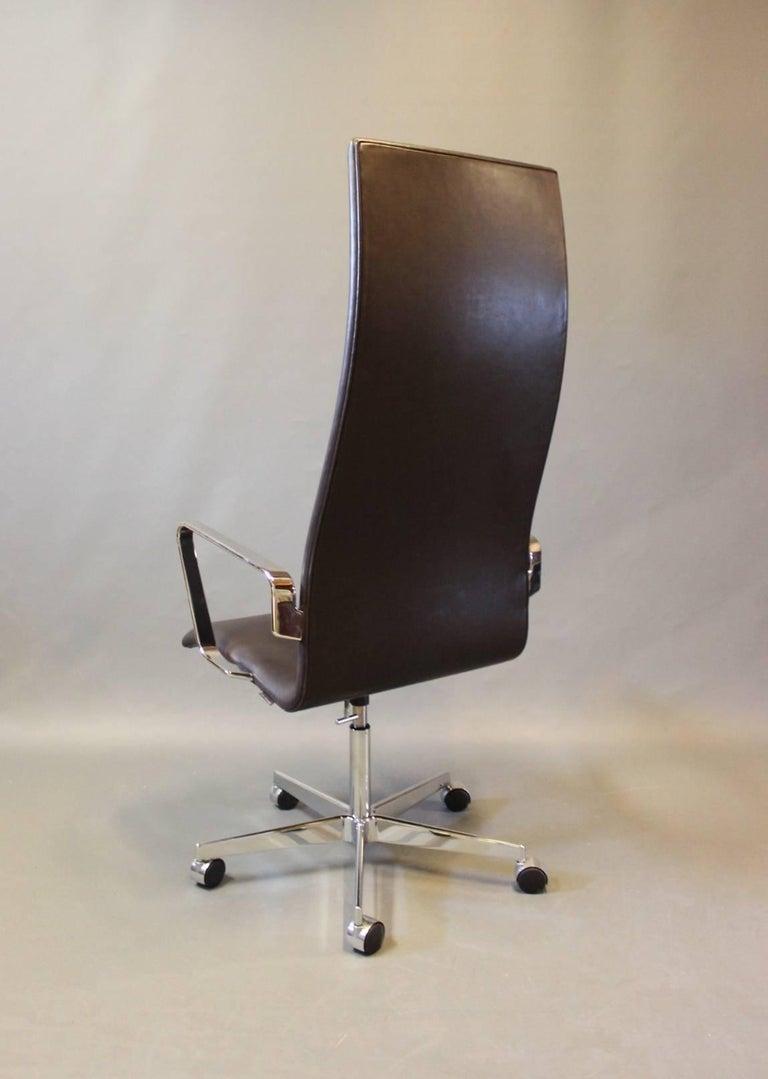 classic office chair. Scandinavian Modern Oxford Classic Office Chair, Model 3292C, By Arne  Jacobsen And Fritz Hansen Classic Office Chair I