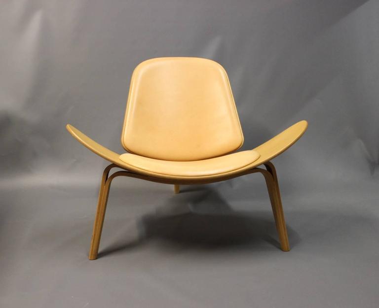 Shell Chair CH07 By Hans J Wegner And Carl Hansen And Son Cir
