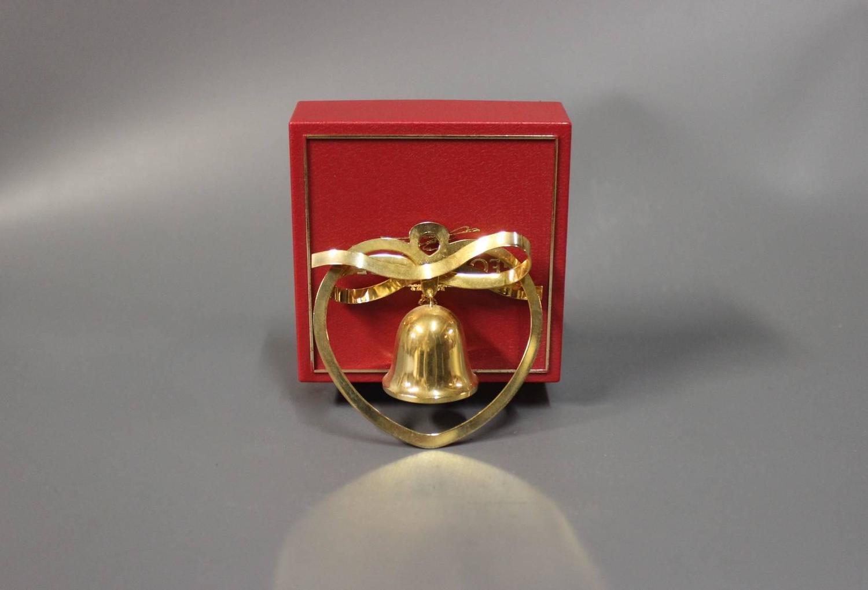 christmas ornament christmas bell designed by eigil. Black Bedroom Furniture Sets. Home Design Ideas
