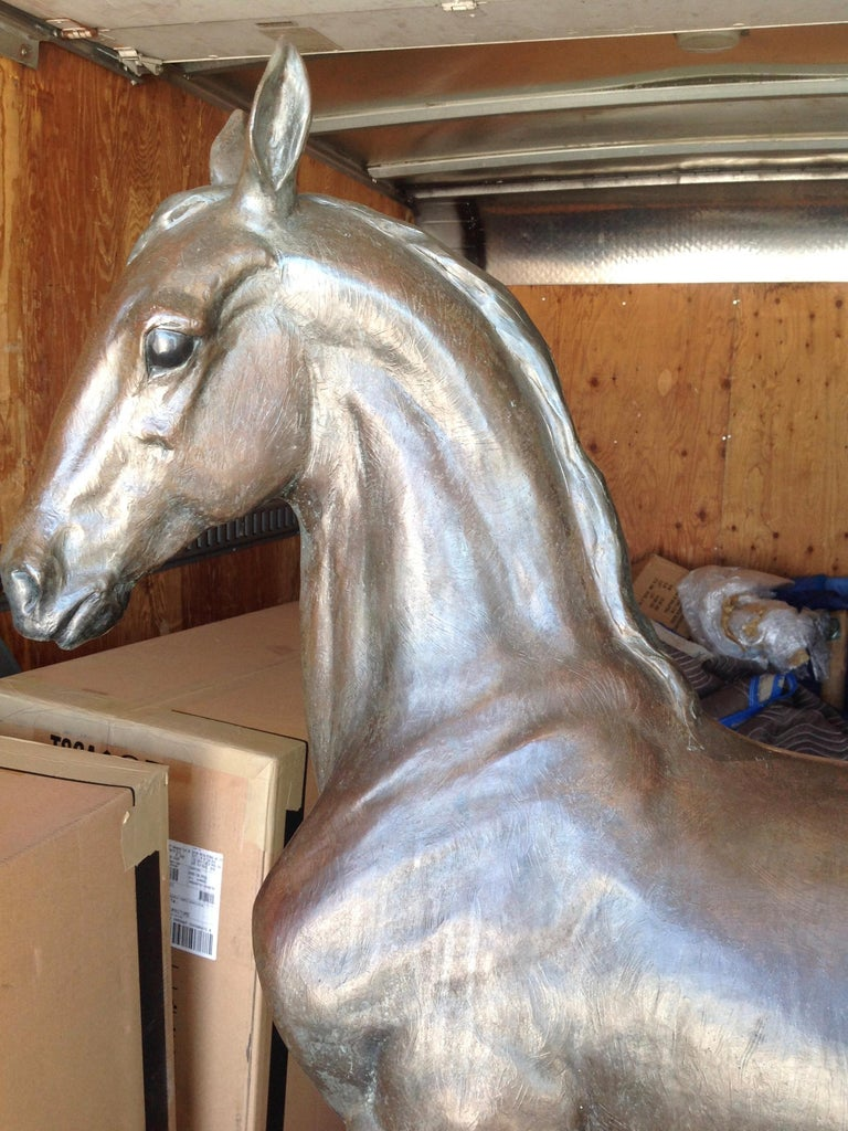 Lifesize Figure of a Horse 'Colt' For Sale 6