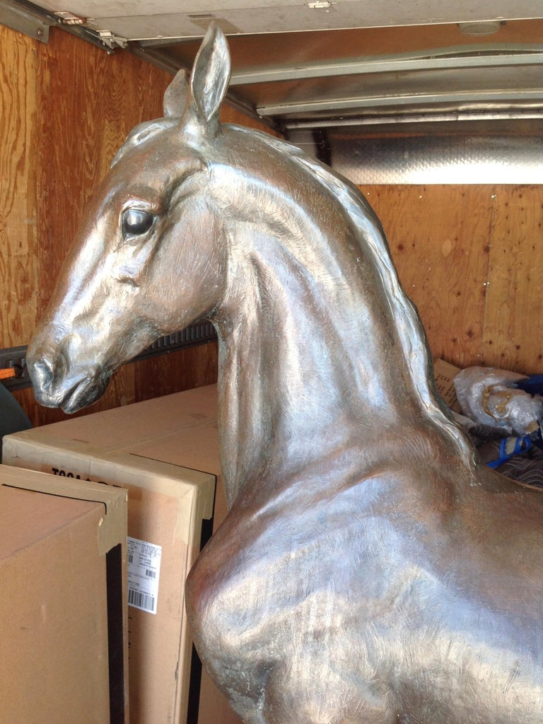 Lifesize Figure of a Horse 'Colt' For Sale 10