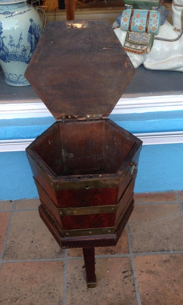 19th Century Fine Georgian Wine Cooler For Sale