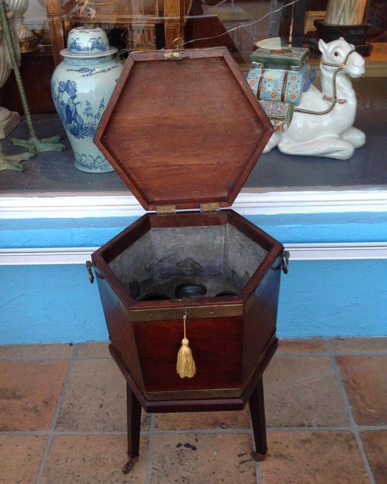 19th Century Georgian Period Cellarette For Sale