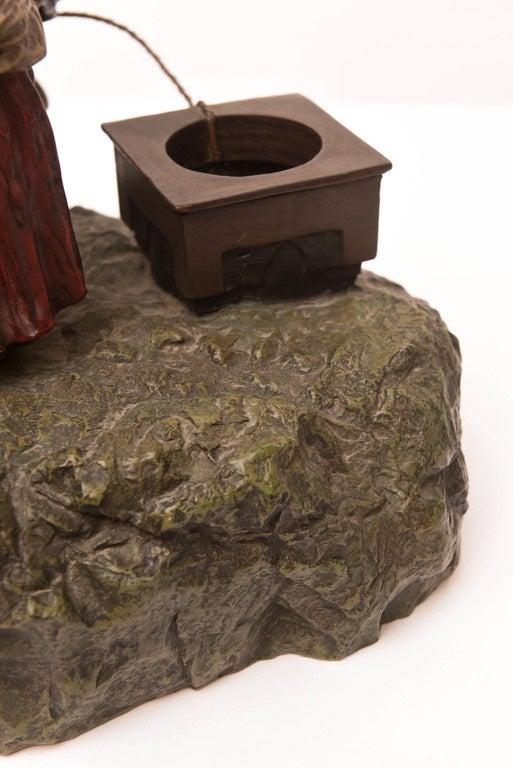 Bergman Orientalist Bronze For Sale 3