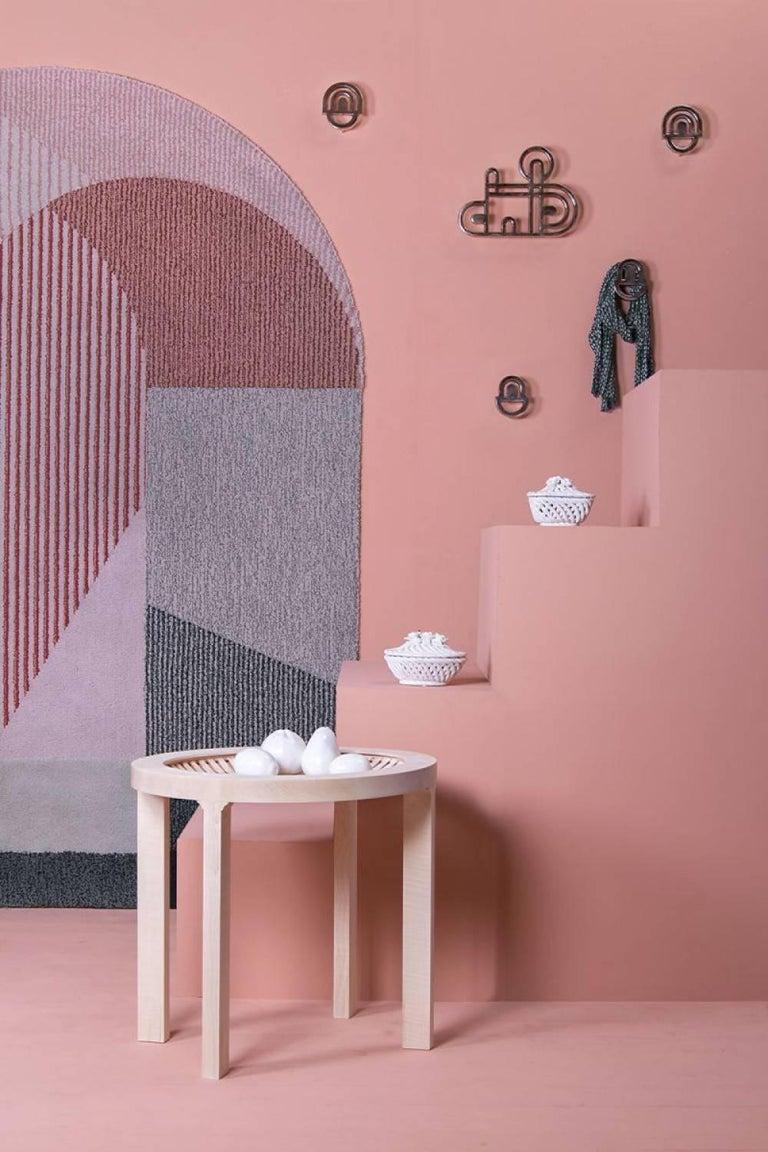 Post-Modern Sottoportico Rug, Designed by Seraina Lareida For Sale
