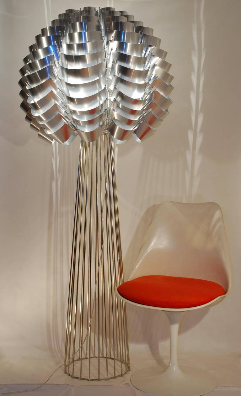 Contemporary Beautiful Max Sauze French Design Lighting For Sale