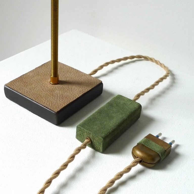 Ensemble of Three Table Lamps, Sander Bottinga For Sale 1