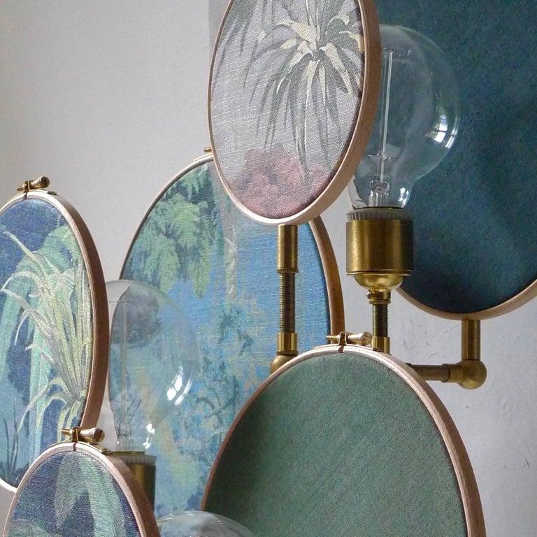 Ensemble of Three Table Lamps, Sander Bottinga For Sale 2