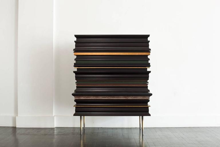 Luis Pons, Pair of Frame Dressers For Sale 2