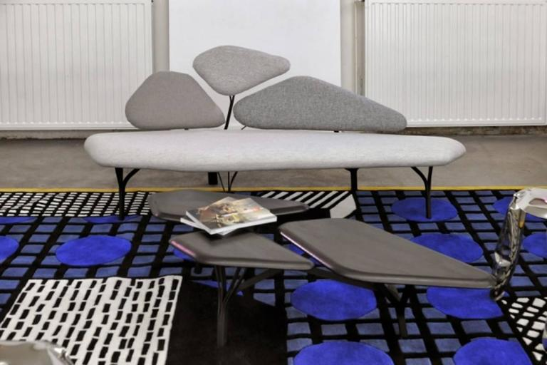 Contemporary Borghese Coffee Table, Noé Duchaufour Lawrance For Sale