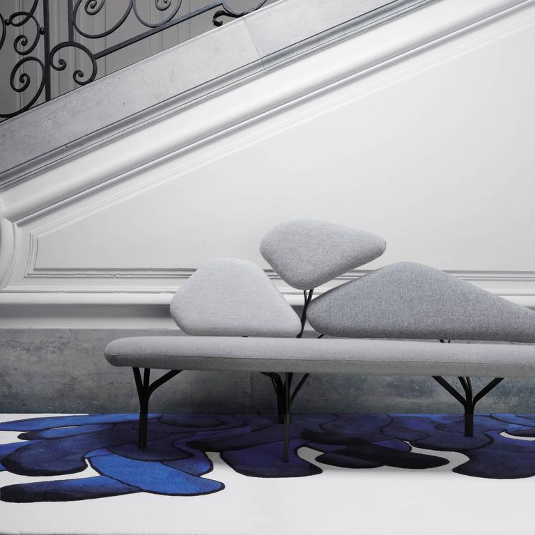Borghese Sofa Noé Duchaufour Lawrance For Sale at 1stdibs