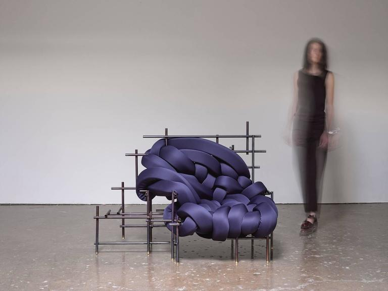 Unique Lawless Lounge Chair, Evan Fay 2