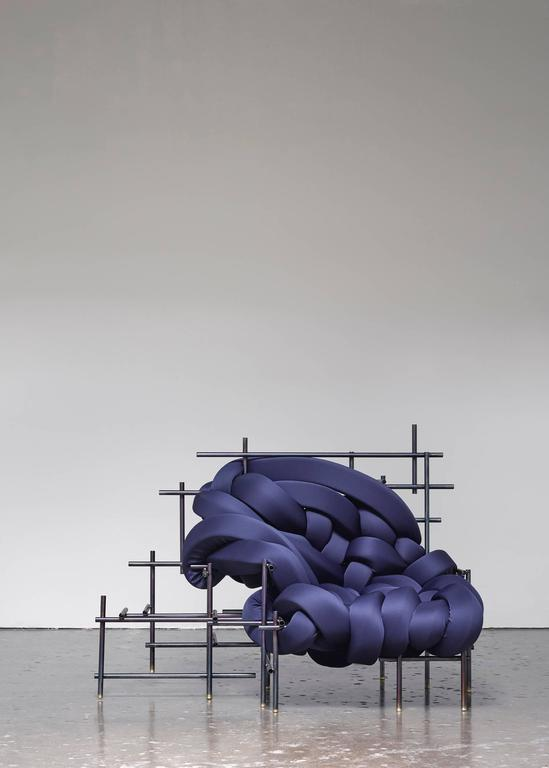 Unique Lawless Lounge Chair, Evan Fay 5