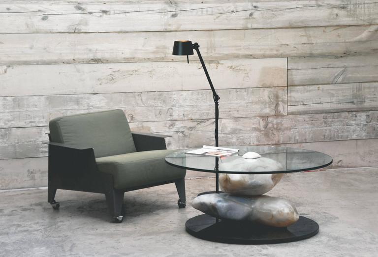 Terra Centre Table, Amarist For Sale 1