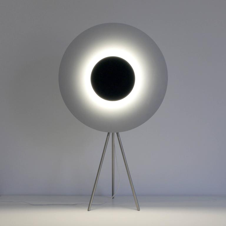 Eclipse Table Lamp, Arturo Erbsman For Sale at 1stdibs