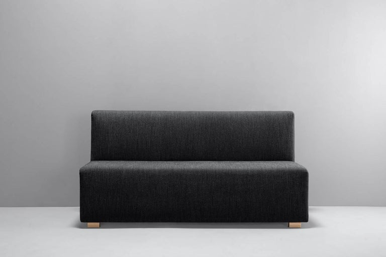 Fabric Charleston Bench, Pepe Albargues For Sale
