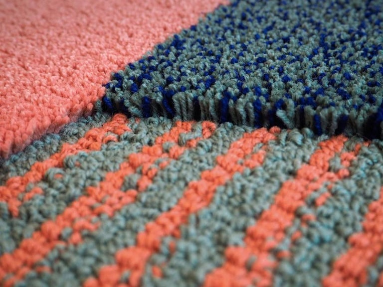 Sottovolto Rug Designed by Seraina Lareida In New Condition For Sale In Geneve, CH