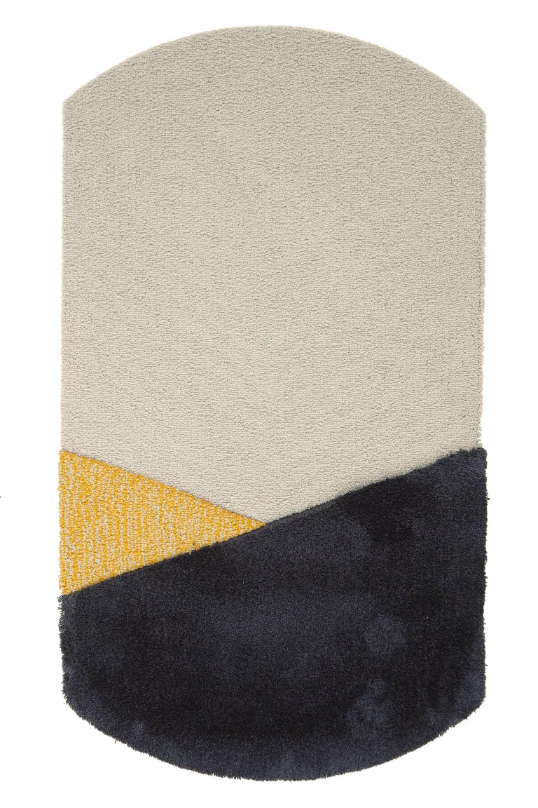 Wool Oci Rug Triptych, Designed by Seraina Lareida For Sale