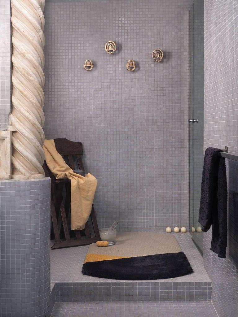 Post-Modern Oci Rug, Designed by Seraina Lareida For Sale