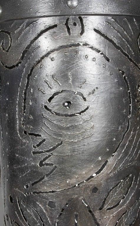 Carved Metal Columns For Sale At 1stdibs