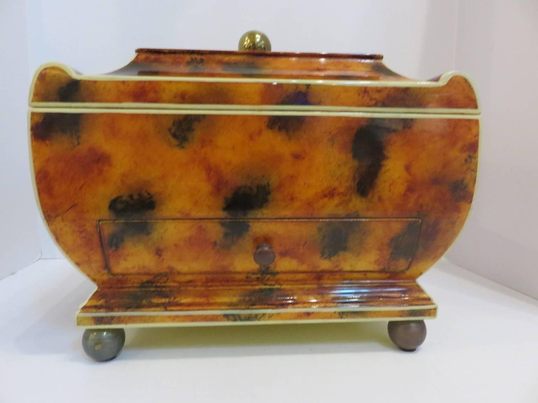 Vintage Maitland Smith Box At 1stdibs