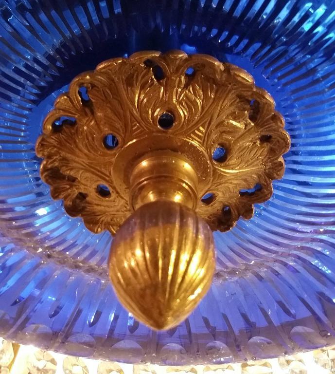 20th Century Regency Style 'Baltic' Chandelier For Sale 3